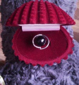 Серебрянное кольцо,925 пробы