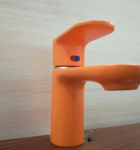Смеситель(оранжевый)