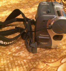Видеокамера panasonic nv-gs33