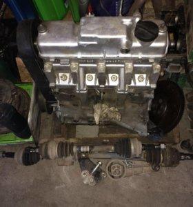 Двигатель 8кл.