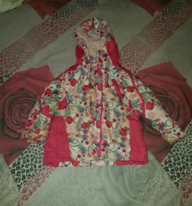 Куртка Mothercare на девочку