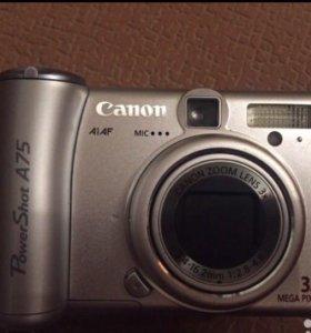 Фотоаппарат Canon PowerShot A75