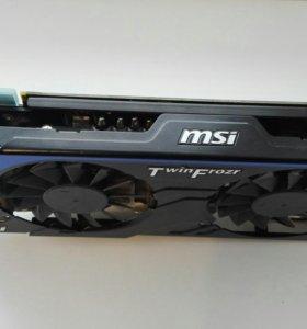 MSI GTX 670 TWIN FROZR 2GB