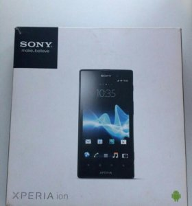 Sony ion
