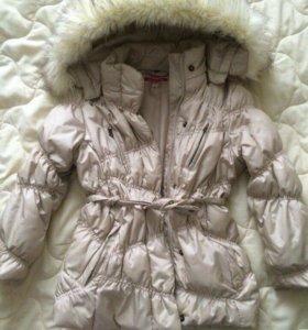 Куртка зима до 122 рост