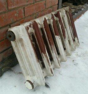 Чугунный радиатор Б3-140-300 7 секций