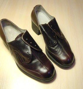 Ботинки в стиле ретро 80-х годов