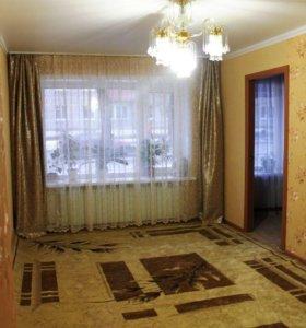 2-к квартира, 44 м2, 1/4 эт.