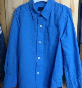 Рубашка Gap Kids 110-116 (5л)