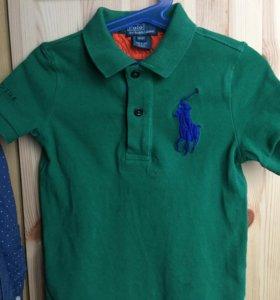 Рубашка поло Polo Ralph Lauren 104-110