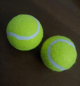 Теннисный мяч 2шт.