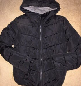 Куртка тёплая. На тёплую зиму. Осень весну