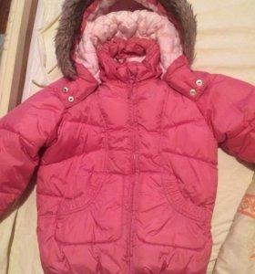 Куртка и штанишки mothercare