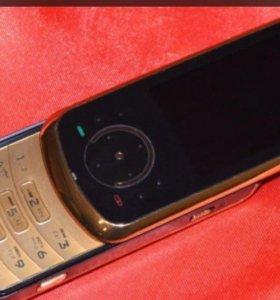 Шикарный motorola ve66 luxury edition gold с Wi-Fi