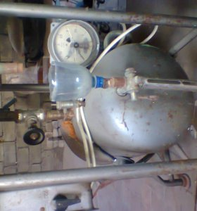 Автоклав для производства мицелия