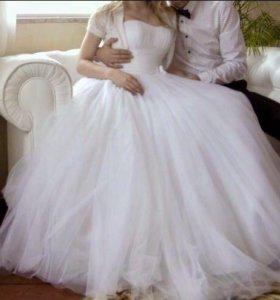 Продам свадебное платье :)