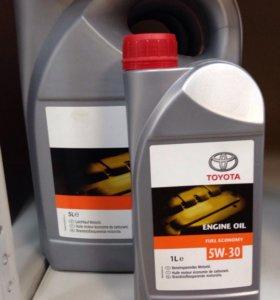 Toyota Fuel Economy 5W30