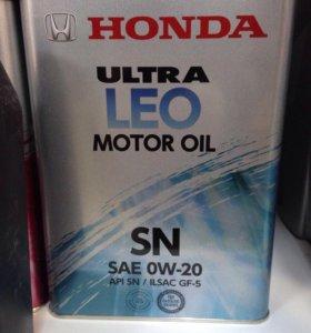 Honda Ultra Leo 0W20