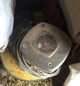 Шлифовальная машина Битон стяжка паркет