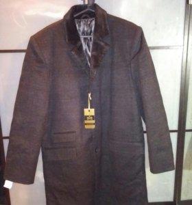 Пальто мужское 60 размер