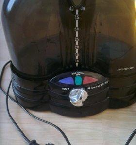 Увлажнитель и ионизатор воздуха polaris