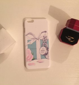 Чехол Tiffany&Co для iPhone 6 Plus/6s Plus