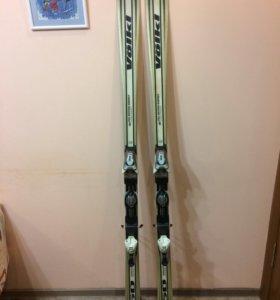 Горные лыжи volki