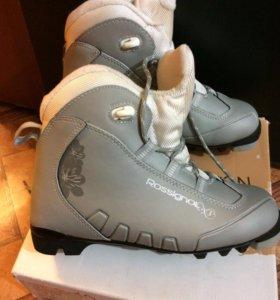 Лыжные ботинки  36-37