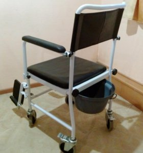 Инвалидный стул-туолет