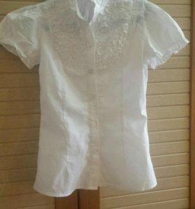 Школьная блуза размер 128