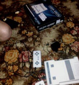 Денди вместе с кассетами GiGa DrIvE