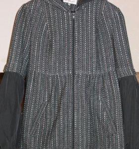Демисезонное пальто для беременных
