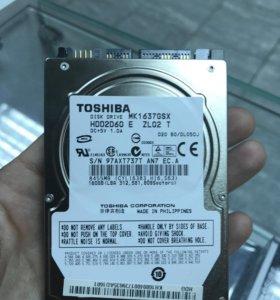 Жёсткий диск 160gb