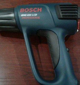 Новый. Строительный фен  BOSH GHG 660