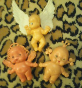 Игрушки ангелочки