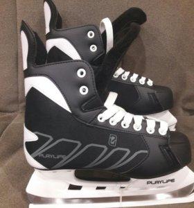Хоккейные коньки Playlife