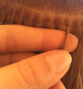Наращивание волос на дому, наращивание волос
