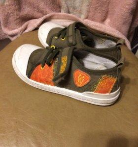 Ботиночки в хорошем состоянии
