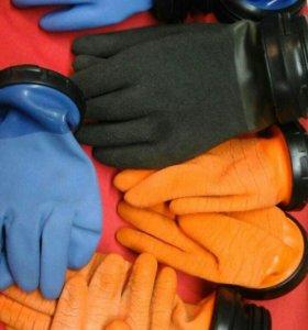 Сухие перчатки в ассортименте