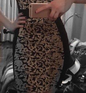 Платье по фигуре❣️