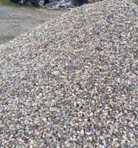 Грузоперевозки песок щебень