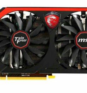 Nvidia Geforce GTX 760 MSI TF Gaming