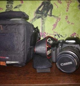 Зеркальный фотоаппарат Canon eos 450 d