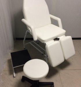 Педикюрное кресло+стул+ подставка