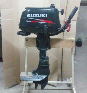 Мотор Suzuki DF5 2011 года выпуска