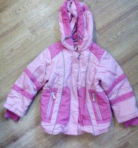 Детская Куртка весна- осень 3-5 лет