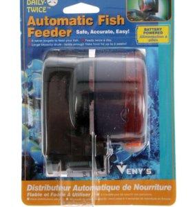 Автокормушка для рыб.