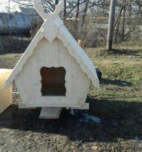 Продаю собачью будку