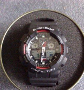 Casio G-Shock Ga-100-1A4 новые оригинал