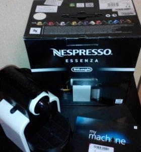 Кофеварка капсульная Delonghi Nespresso